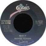 Micheal Jackson – Beat It