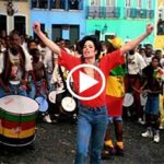 VIDEO: Michael Jackson – They Don't Care About Us (Brazil Version)