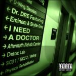 Dr. Dre (ft. Eminem, Skylar Grey) – I Need A Doctor