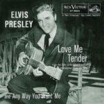 Elvis Presley – Love Me Tender